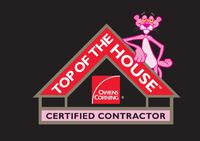 Top of the House Certified Preferred Contractor - Owens Corning