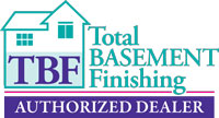 Authorized Total Basement Finishing Dealer
