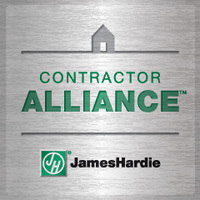 JamesHardie Certified Installer