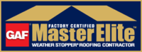 Master Elite Roofing Contractor for GAF