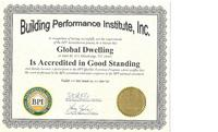 BPI, Inc. Accredited in Good Standing 2009-2010