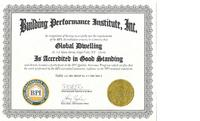 BPI, Inc Accredited in Good Standing 2010-2011