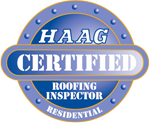 HAAG Certified Residential Roofing Inspector