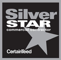CertainTeed Silver Star Certified Contractor