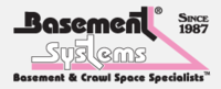 Basement Systems, Inc. Certified Dealer
