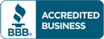 BBB Accredited Business  - A+ Rating