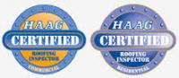 HAAG Certified Residential and Commercial Roofing Inspectors