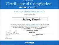 CertainTeed Building Solutions Specialist