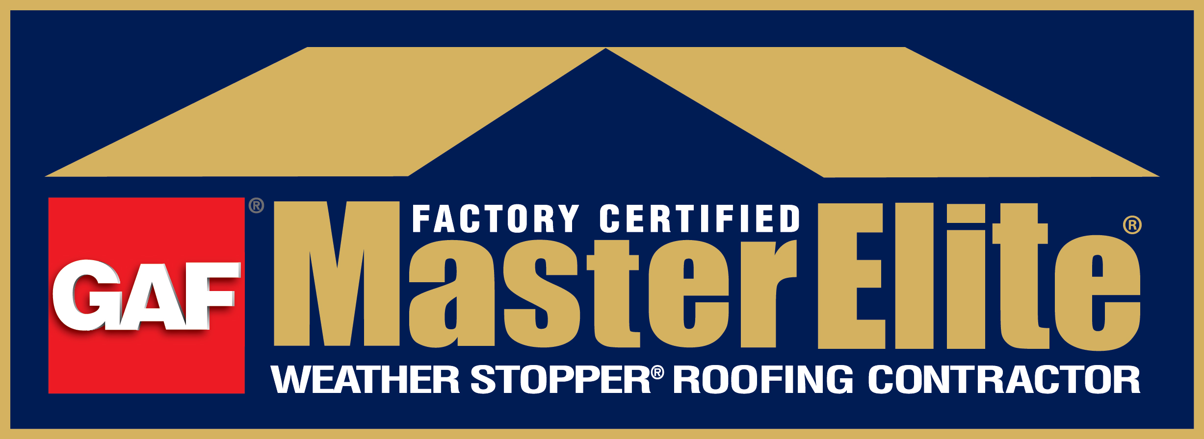 GAF Master Elite Factory Certified