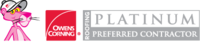 Owens Corning - Platinum Preferred Contractor
