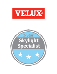 3 Star Skylight Specialist with VELUX