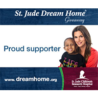 St. Jude Children's Research Hospital - Home Giveaway