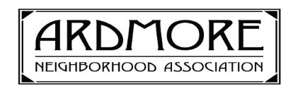 Ardmore Neighborhood Association