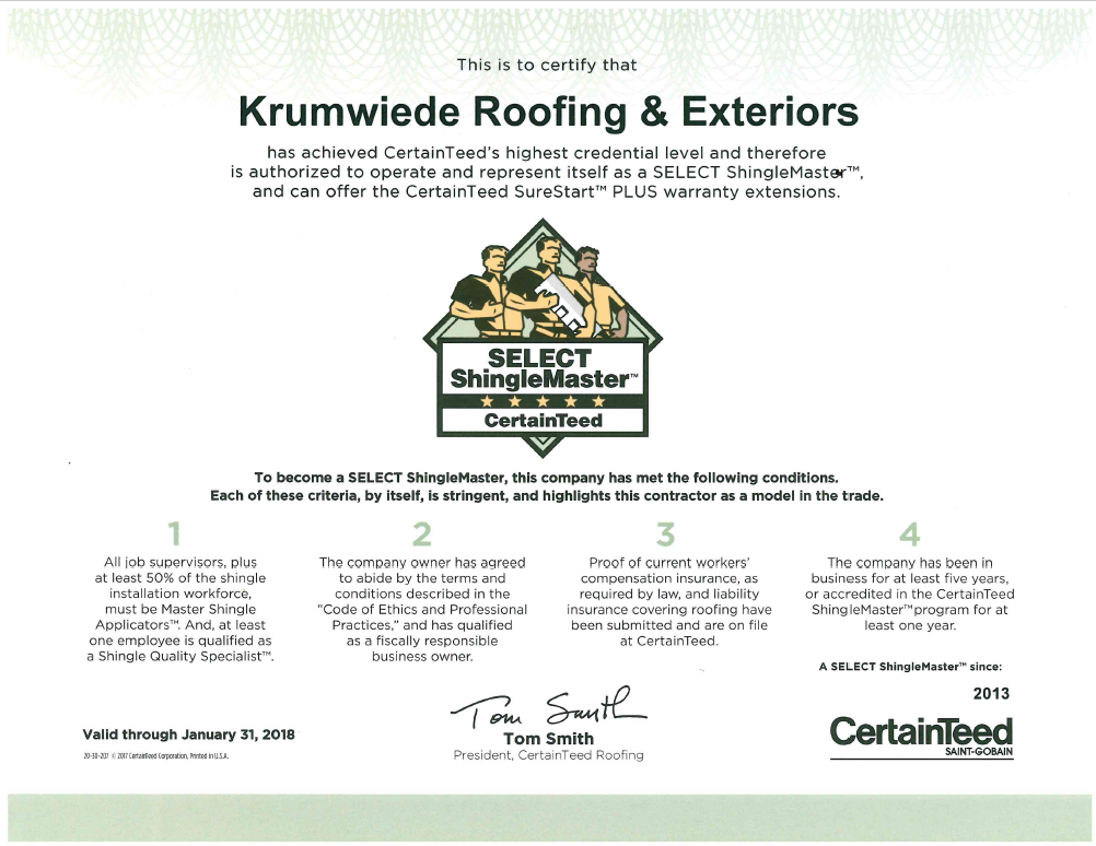 Roofing Contractor Palatine Arlington Heights Barrington