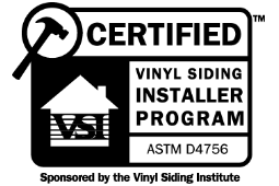 Certified Vinyl Siding Institute (VSI)