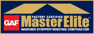 GAF Master Elite Certified Installer