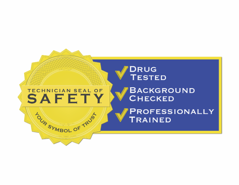 Technical Seal of Safety