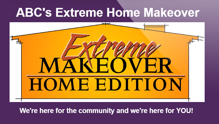 Dula Construction was on ABC's Extreme Home Makeover