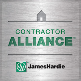 James Hardie Contractor Alliance