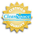 Certified CleanSpace Dealer