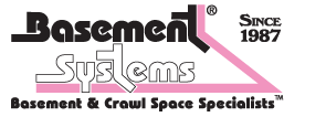 Basement Systems Certified Dealer Network Member