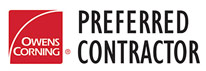 Certified Owens Corning Preferred Contractor