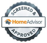 HomeAdvisor Screened and Approved Contractor