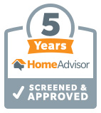 Five Years With HomeAdvisor