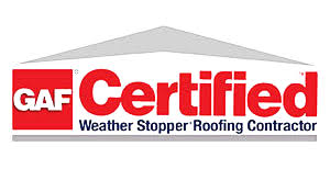 GAF Factory-Certified Master Elite® Roofing Contractor