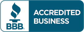 The Better Business Bureau Accredited Business