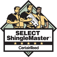 CertainTeed SELECT ShingleMaster™ Roofing Contractor - 5 Star Vinyl Contractor