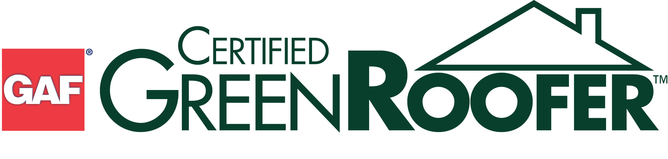 Certified Green Roofing Contractor