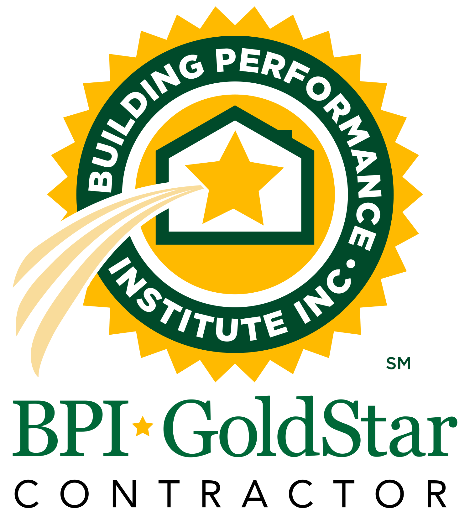 BPI GoldStar Elite Home Performance Contractor