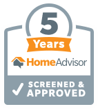 5 years with Home Advisor