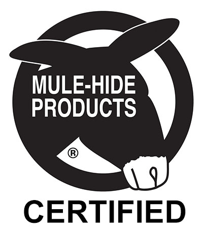 Mule-Hide Product Certified