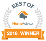 HomeAdvisor: Best of 2018