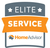 HomeAdvisor: Elite Service Contractor