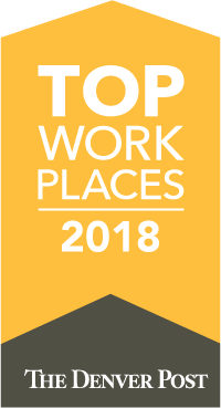 Denver Post Top Workplaces 2018