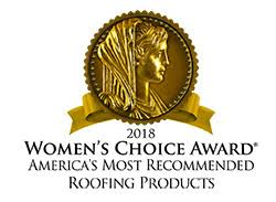 2018 Women's Choice Award