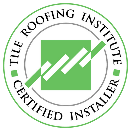Tile Roofing Institute - Certified Installer