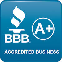 We are an accredited business with an A1 rating