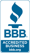 BBB Accredited, A+ Rating