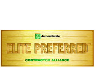 James Hardie - Elite Preferred Contractor