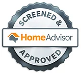 HomeAdvisor's Seal of Approval