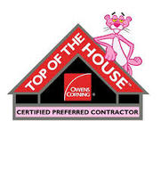 Owens Corning - Top of the House Certified Contractor