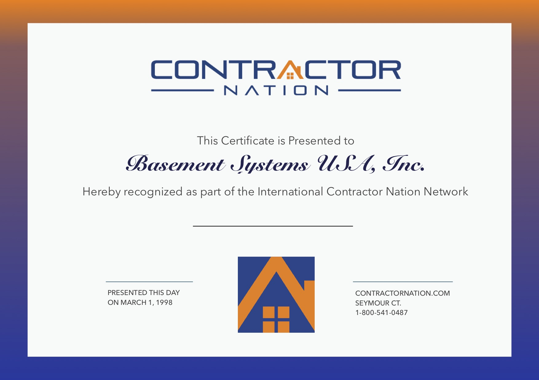 Contractor Nation Association